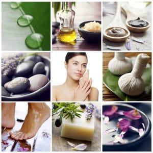 Alternative Therapies Display