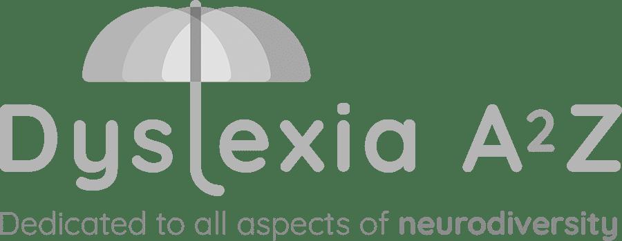 Dyslexia a2z logo